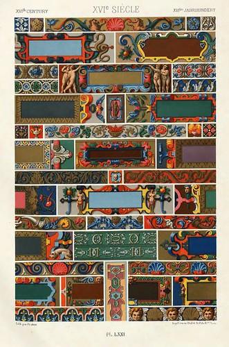 022-Ornamentos policromados Renacimiento3-Das polychrome Ornament…1875