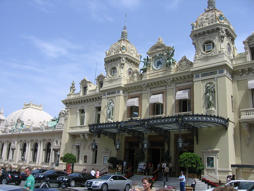 Casino of Monte Carlo, Monaco