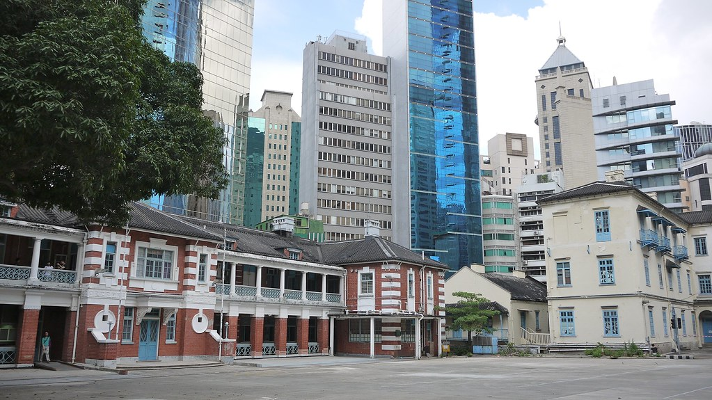 Central Police Station Courtyard