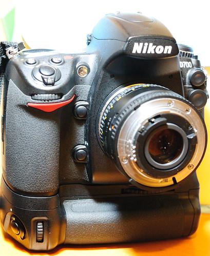 D700 + reversal + 50mm F/1.8