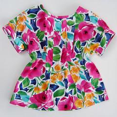 Lisette Portfolio Tunic Floral