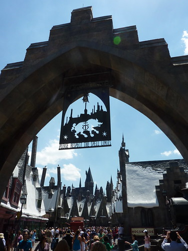 More Hogsmeade