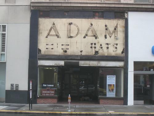Adam Hats Vintage Storefront(s)  64c177c967b