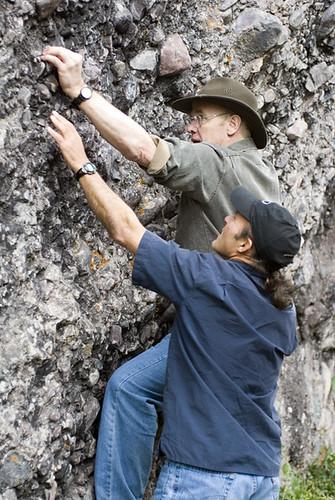 Farmer John, Bouldering