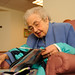 2009-02-22 Mildred Lee - 99th Birthday Party 4