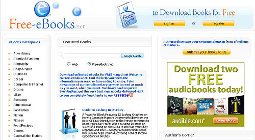 EBOOKS FOR FREE COMPLETELY EBOOK