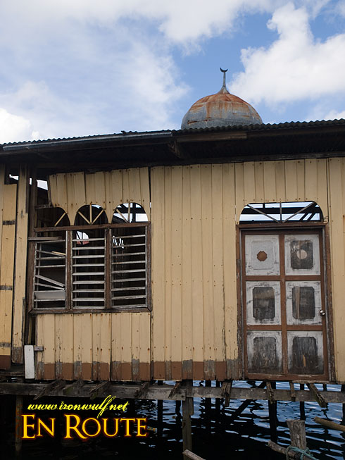 Tawi-Tawi Bajau Village Mosque