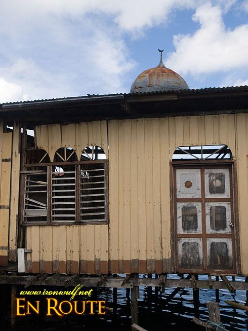 Tawi-Tawi Bajau Village Mosque