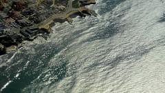 San Diego-Denver - moments after take-off (oobwoodman) Tags: usa southwest beach landscape sandiego flight aerial geography geology fromtheair sunsetcliffs vueduciel americansouthwest sanden ausderluft sandiegodenver