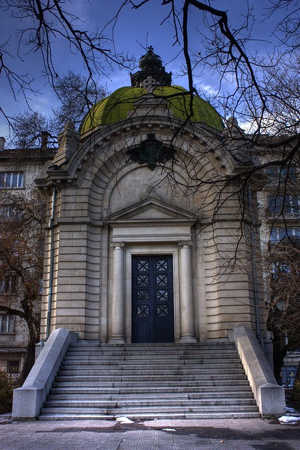 The Mausoleum of Alexander I Battenberg