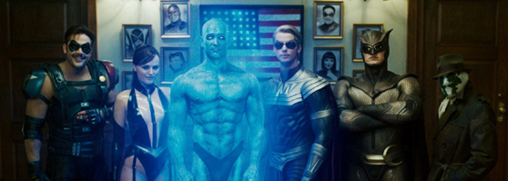 Film Title: Watchmen
