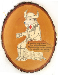 Year of the Ox - Michael C. Hsiung (wontoncruelty) Tags: giantrobot gr2 yearoftheox