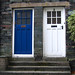 Residential doors - England Study Abroad