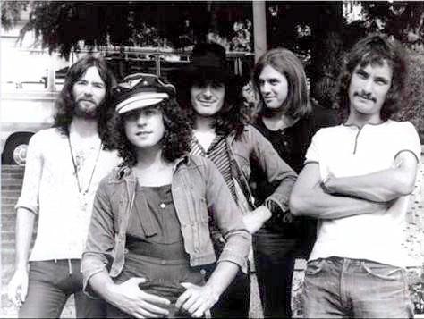BP Fallon & T.Rex 1971