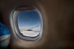 Wing view (vallu75) Tags: view flight wing finnair embraer wingview e170