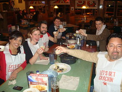 A toast to butter at Joe's Crab Shack
