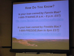 How do you know if Fannie or Freddie has your ...