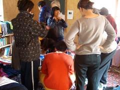 Samter Community@韓國首爾. photo:王郁萱