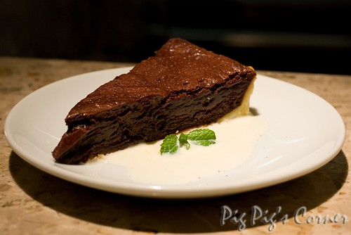 barrafina Chocolate Tart