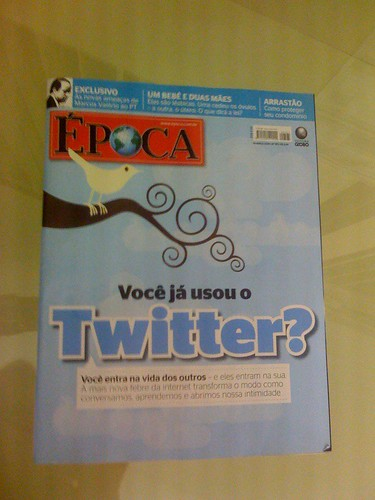 Twitter on the News in Brazil - day 77