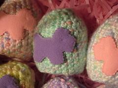 Mint Green Scottie Easter Egg Cozy