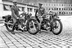 Brough Superior's 1925 SS100 (BSMK1SV) Tags: george day rally motorcycles 8 superior alpine rolls motor royce 1925 austrian cycles brough the ss100 rollsroyceofmotorcycles austrianalpine8dayrally fpdickson