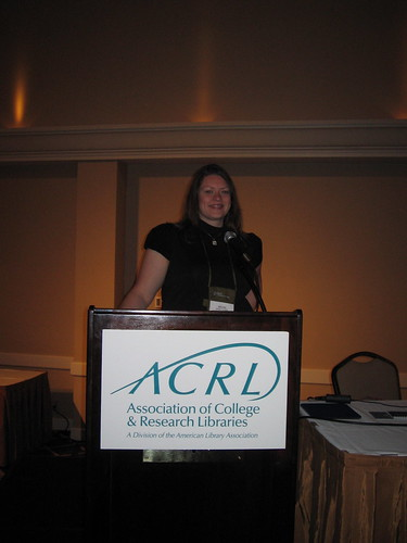 ACRL on Saturday