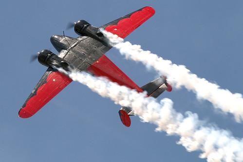 Matt Younkin Beechcraft 18