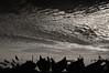 The fishermen's fleet (DSC3790) (Fadzly @ Shutterhack) Tags: blackandwhite bw monochrome silhouette d50 catchycolors skyscape boat nikon fishermen noiretblanc nikond50 malaysia stunning kuala terengganu blancinegre 175028 blanconoir baturakit shutterhack cloudscales terengganuterengganumalaysianikon gallerytamron