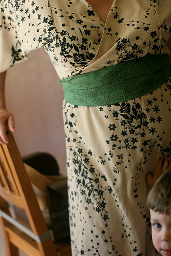 Weekend Sewing Kimono