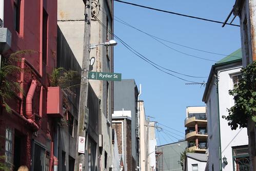 Ryder Street : Sydney