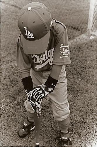 Dodgers Debut