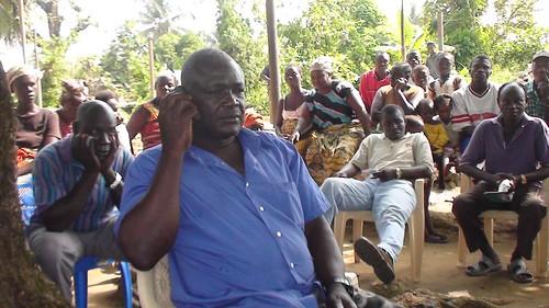 Liberia Usos de la telefonía móvil
