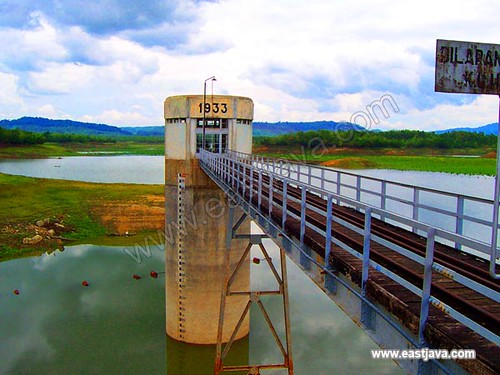 Pacal Reservoir - Bojonegoro - East Java