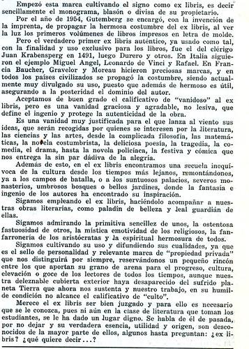 Ex libris. Artículo de A. Jiménez (IV)