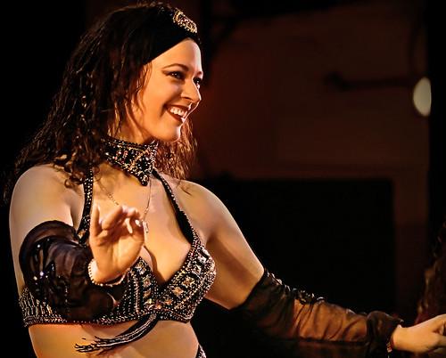 Sarah Dancing