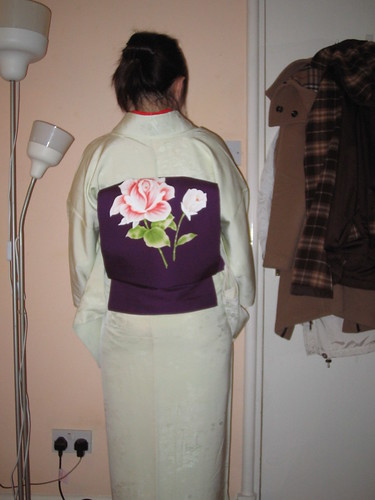 Lenten Kimono Ensemble