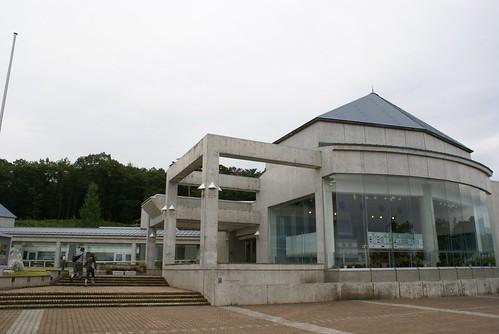 フォッサマグナミュージアム