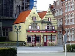 De Carillon cafe, Oudenaarde