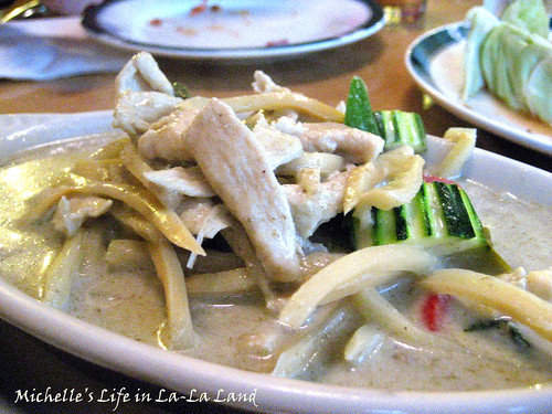 Thai Boom- Green Curry (Chicken)