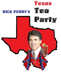 Rick Perry's Texas Tea Party