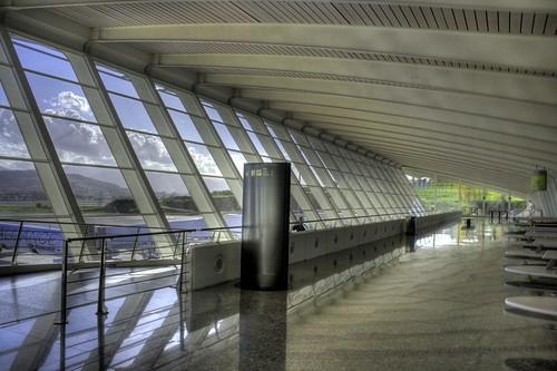 Bilbao Airport Terminal