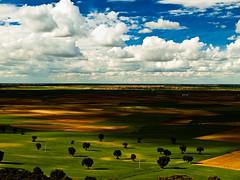 [フリー画像] [自然風景] [平原の風景] [雲の風景]        [フリー素材]