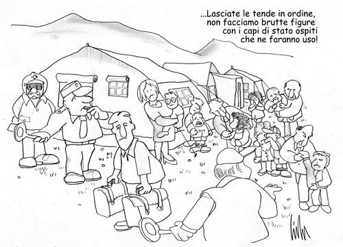 Il G8 a L'Aquila
