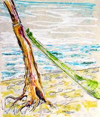 A Hammock at Otres Beach