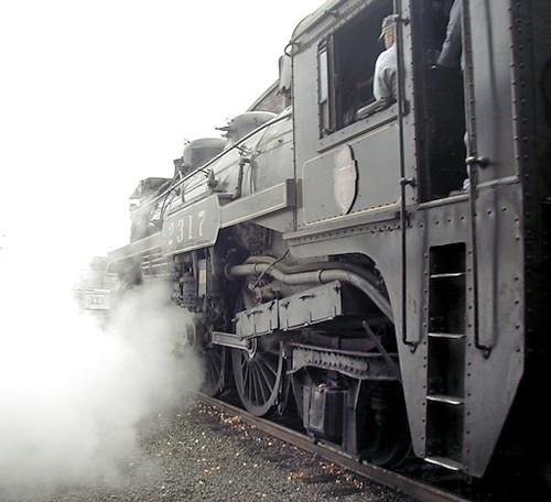 2003-10 Steamtown 185