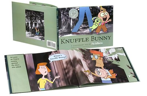 Top 100 Picture Books #7: Knuffle Bunny, A Cautionary Tale by Mo Willems