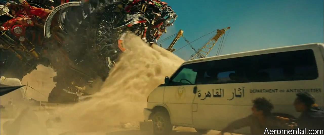 Transformers 2 Devastator Simmons