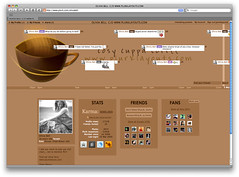 Premade Exclusive Steamy Coffee Plurk Layout (Plurk Layouts) Tags: coffee chocolate hotcoffee cuppacoffee