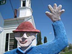 2009/365/131 Vermont Howdy